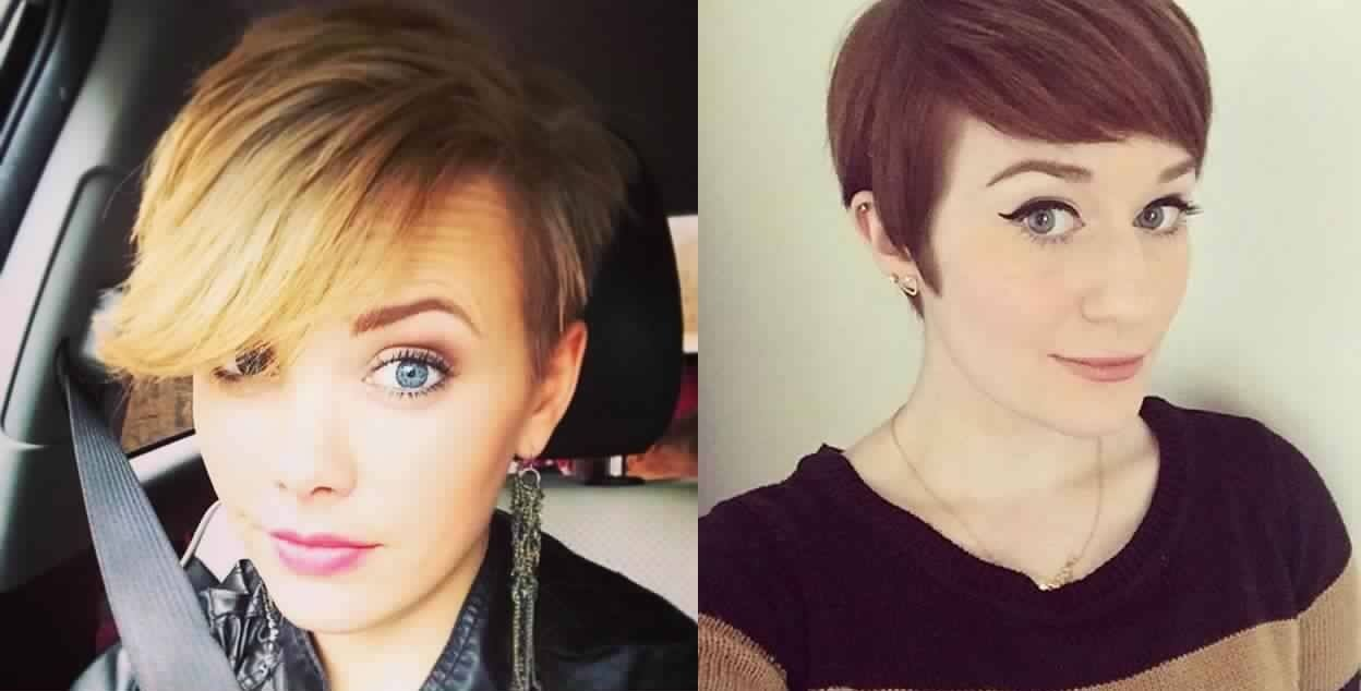 Short Cups With Bangs: Fashion and Timeless, the proof in Photos Hair Cut Trends