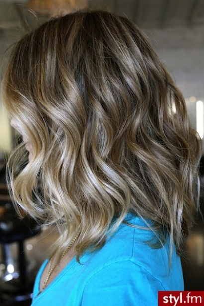 Choose The Colors That Go With Your Short Cup: Colors Fall / Summer New Hair Color Ideas