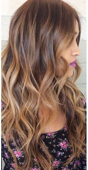 Trendy sweeps this summer Hair Color Ideas