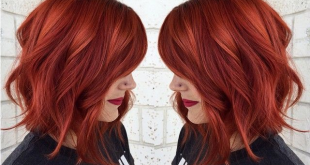 Choose The Colors That Go With Your Short Cup: Colors Fall / Winter New Hair Color Ideas