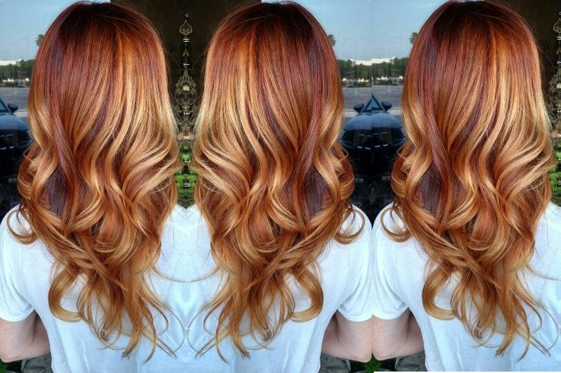 New autumn hair colors: most beautiful pictures of hair colors for this season Hair Color Ideas