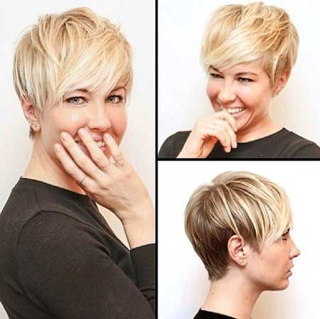 12 Ultra Short Cups Trend New Hair Color Ideas