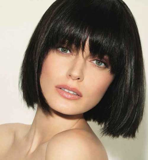 Short Square: 20 Inspiring Models Hair Cut Trends