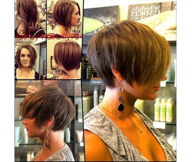 30 Beautiful Short Cups To Celebrate The New Year! Hair Cut Trends
