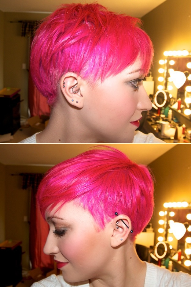Fashion Color Ideas For Short Cups Hair Color Ideas