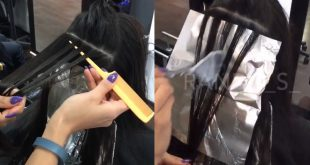 The Perfect Technique Of A Hairdresser To Get A Beautiful Hair Ombre Hair Color Ideas