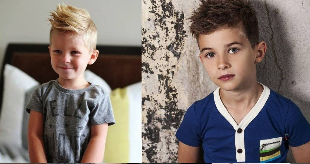 30 Beautiful Cups For Little Boy New Hairstyle Trends