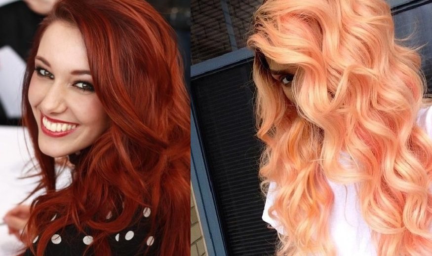 New Summer Coloring: The Best Stitching Ideas Hair Color Ideas