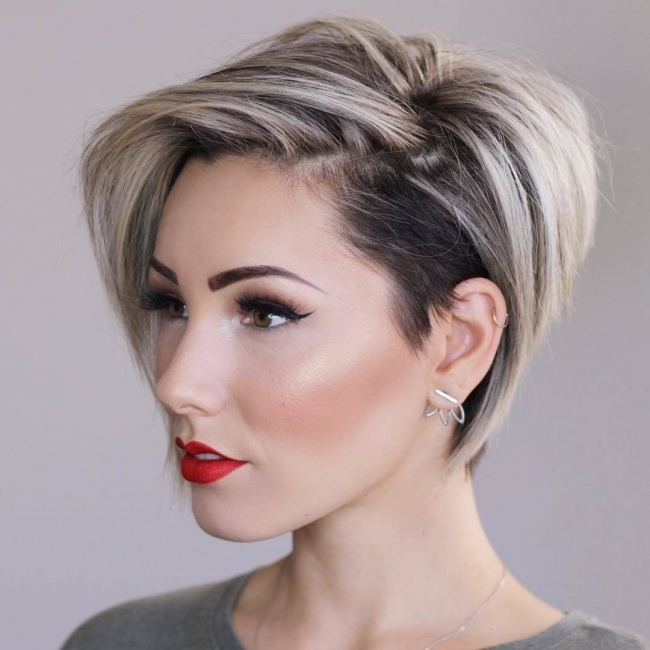 Short cuts best collection summer New Short Hairstyles