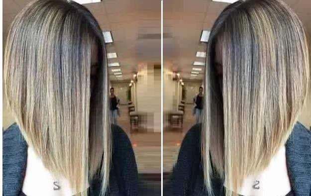 The Best Colors and Models of Asymmetrical Square Cups New Hairstyle Trends