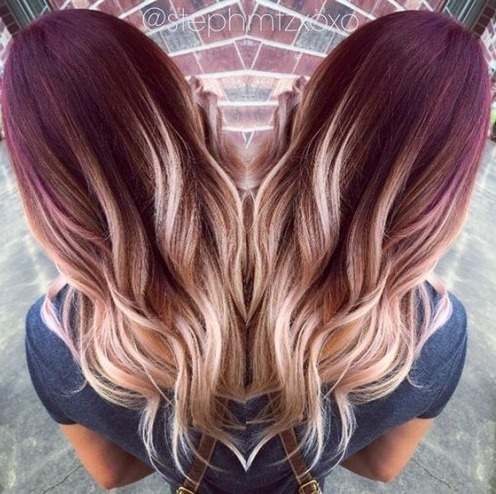 20 Wonderful sweeping ideas for your hair Hair Color Ideas