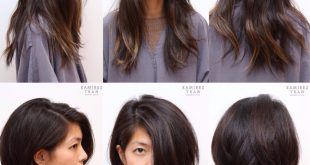 30 pictures before / after haircuts to inspire you Hair Cut Trends
