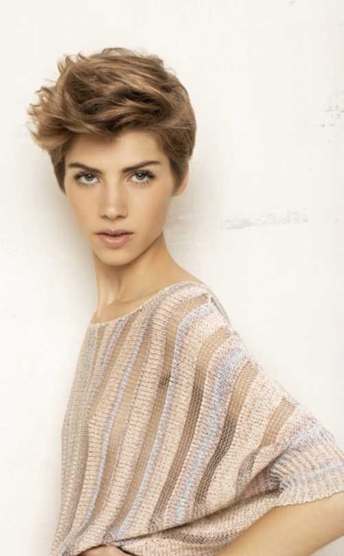 short cuts: the most beautiful models Hair Cut Trends