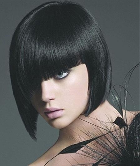 Elegant Asymmetric Square Cups - 10 Pique Patterns Hair Color Ideas