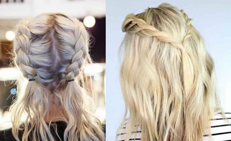 30 Beautiful Practical Hairstyle Ideas For Medium Hair New Hairstyle Trends