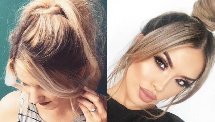 mid-length hair with bangs: best single hairstyles for medium-length hair Hairdressing Medium Hairstyles