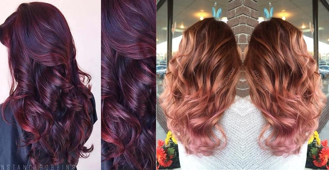 The 5 Hair Colors That Will Mark The New Year New Hair Color Ideas