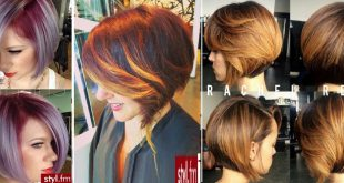Short Cups, Trendy Colors, Shaded Hair Chic While 50 Photos Hair Color Ideas
