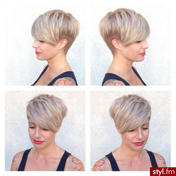 The Most Special Short Cups in 15 Inspiring Models Hair Cut Trends