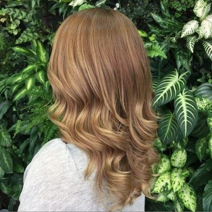 The most beautiful ideas of shaded hair to tempt this summer Hair Color Ideas