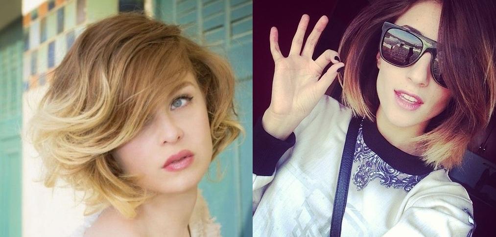 Medium length hair: 20 awesome summer New models Hairdressing Medium Hairstyles