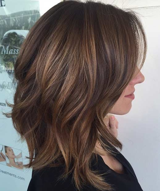 30 Mid-Length Hair Cuts To Inspire You Hair Cut Trends
