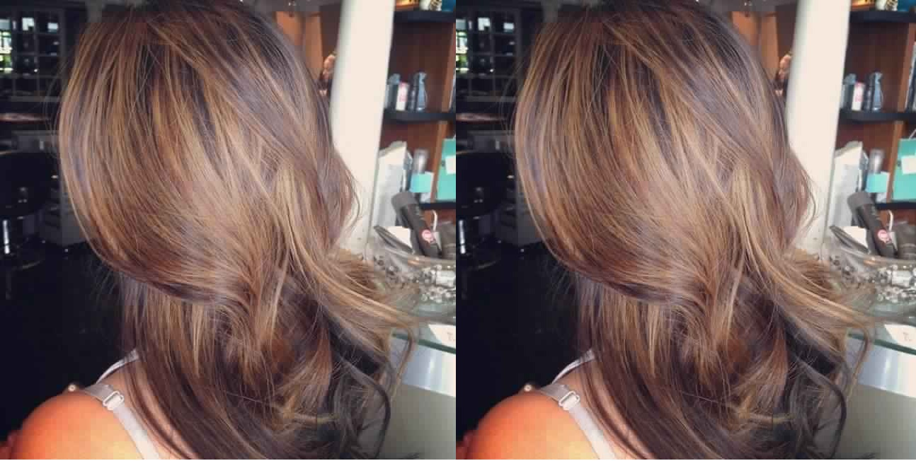 Sable Reflection: A New Trendy Color Hair Attempt New Season Hair Color Ideas