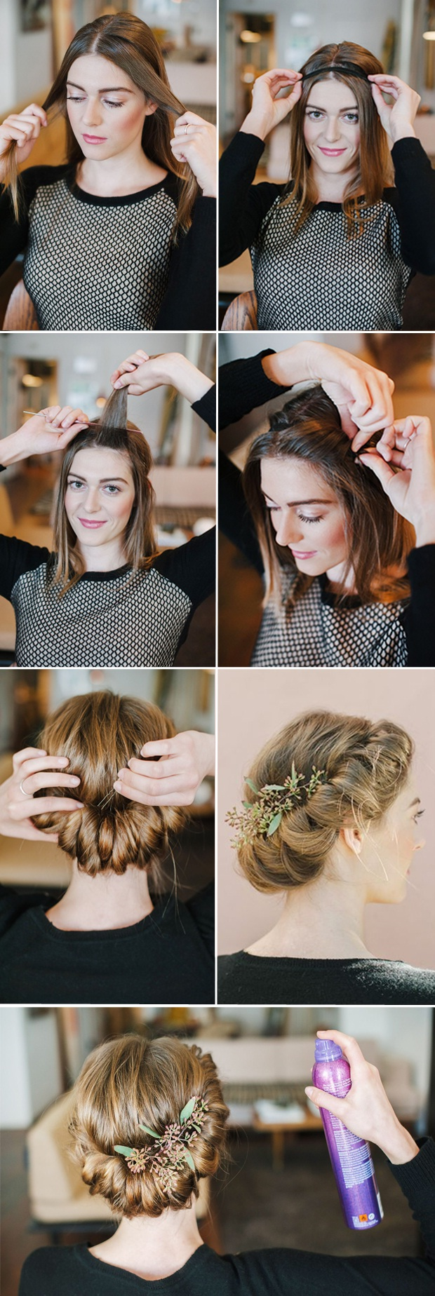 10 Beautiful Trend Wedding Hairstyles Tutorials New Wedding Hairstyle