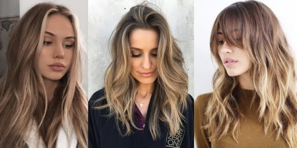 Wonderful Sweeping Ideas For Spring Hair Color Ideas