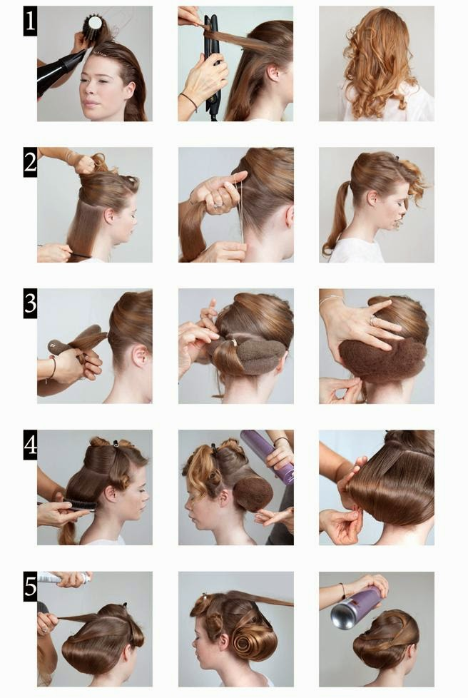Hairstyle evening tutorial Hairstyles For Evening