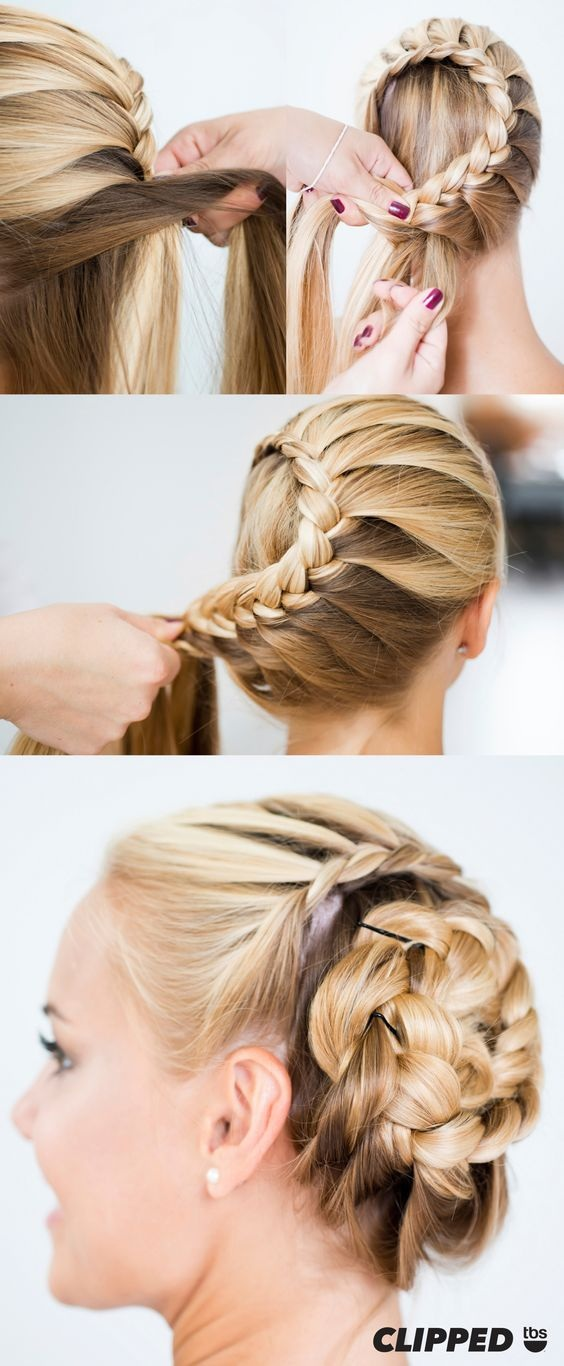 Beautiful hairstyles to wear for long hair Hairdressing