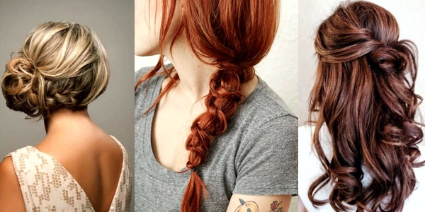 Easy and Fast Simple Hairstyles For Springtime!
