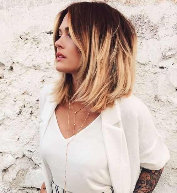 These Hair Colors Will Bring You Back Immediately to the Hairdresser! Hair Cut Trends