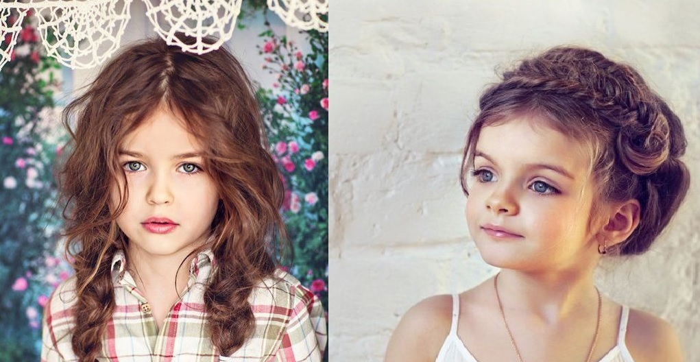 10 beautiful hairstyles for little girls