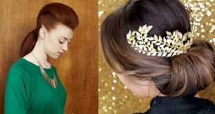 Special Eve New: 20 Impressive Hair Styles Hairstyles For Evening