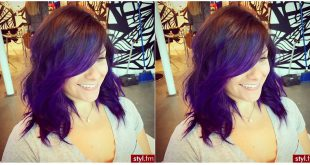 Short Cups And Modern Colors, All In This Gallery Of 20 Awesome Models Hair Color Ideas