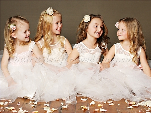 Hairstyle little girl for marriage Girl Hairstyles