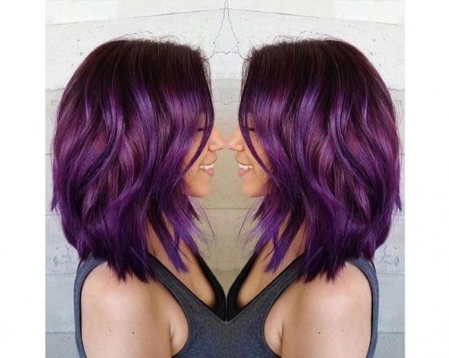 Mid-Length Hair: Choose Your Favorite Patterns From This Stunning Collection! Hair Cut Trends