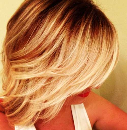 Ombre Hair Short Hair: The Most Beautiful Models Hair Color Ideas