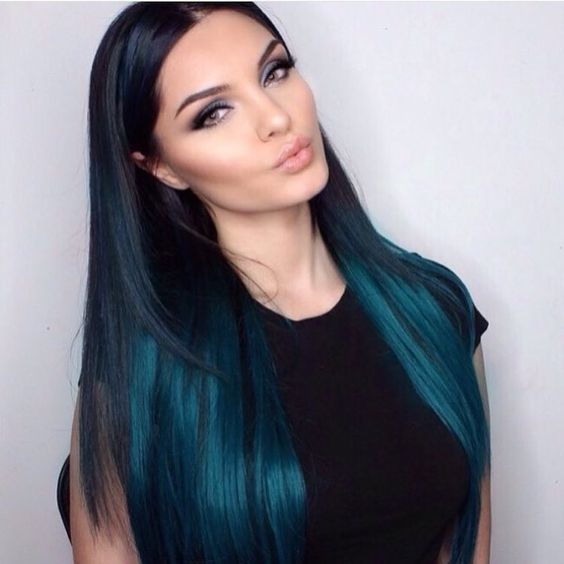 22 Shaded Hair Chic To Shine in Summer! Hair Color Ideas
