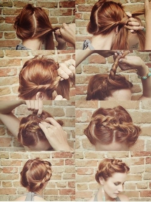 Beautiful Hairstyles With Braids For Christmas Parties Hairstyles with Braids