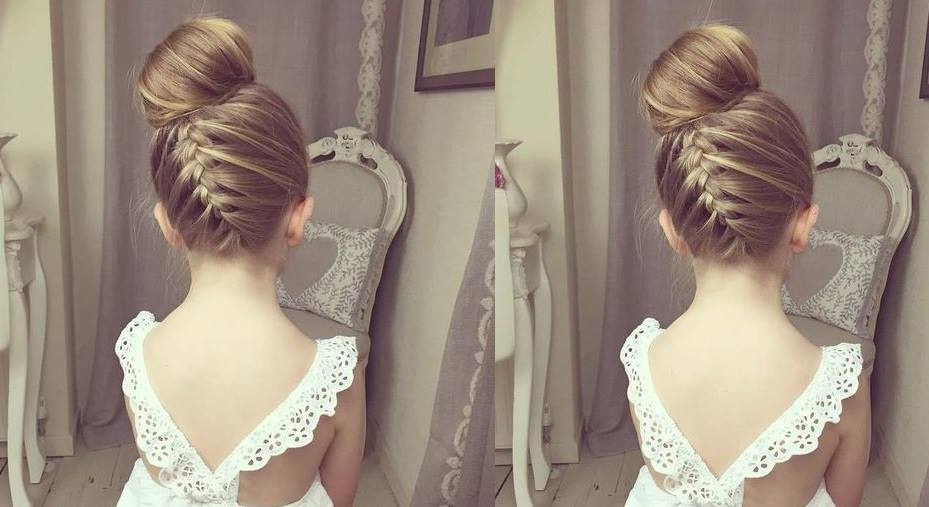 14 Beautiful Hairstyles For Little Girls Fast Simple Hairstyles