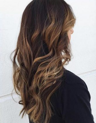 Top 20 Best Sweeping and Shaded Hair Ideas Spring New Hair Color Ideas