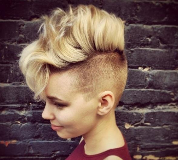 Beautiful colors for short hair Hair Color Ideas