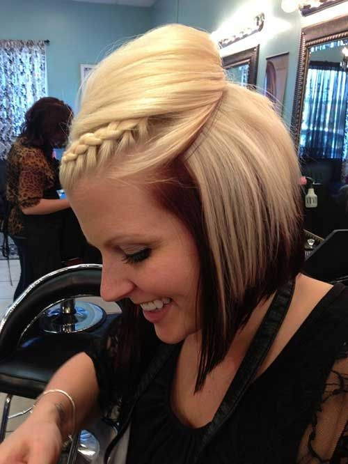 Short hairstyles, simple and trendy for medium hair Hairdressing Medium Hairstyles