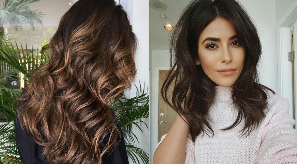 Beautiful Colors For Medium Hair Hair Color Ideas