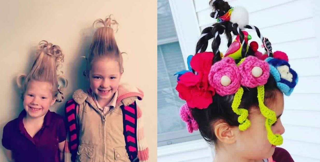 These Parents Are Real Artists! Beautiful Hairstyles Made by Parents