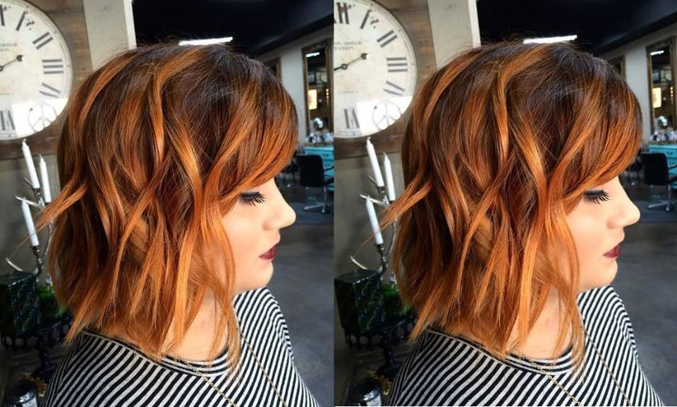 Discover these beautiful Scanning Ideas and Ombré Hair Idées for this Autumn Hair Color Ideas