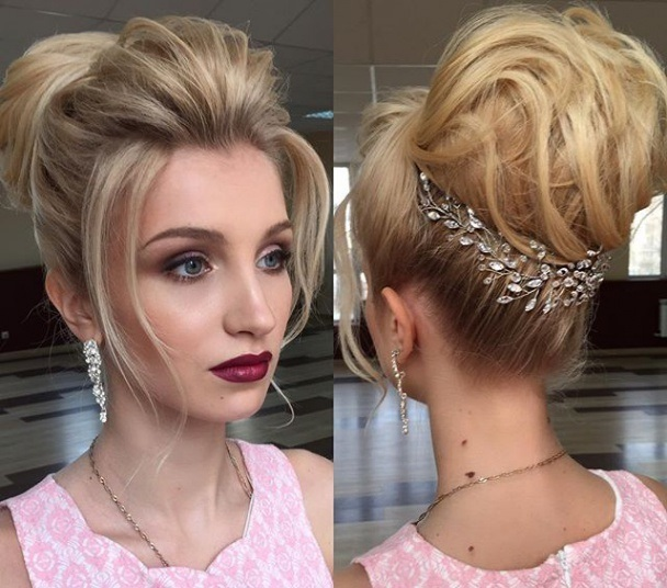 Hairstyles Inspirational Soirées Trend New Hairdressing
