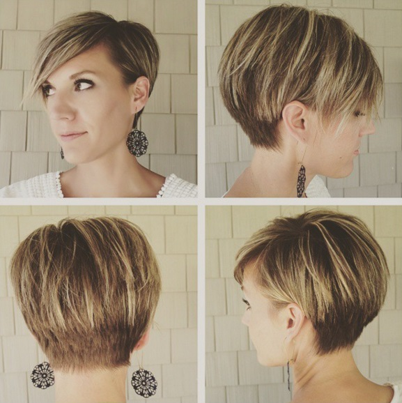 Top10 Beautiful Short Cups Hair Cut Trends